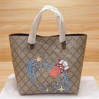 Lady Fashion Shoulder Cartoon Duck Tote Bag Purses Wallet Letter Mommy Crossbody Handbags Backpack Purse Wallets Women Luxurys Designers Bags 2021 Handbag Totes