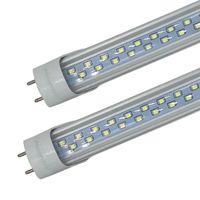 T8 LED Tube Light 28W LED fluorescent bulb 192 leds SMD 2835 4ft 1200mm AC85-265V UL CE FCC ETL SAA