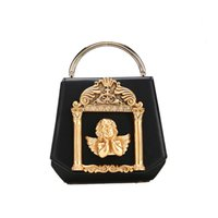 Womens Evening Bags Handbags Party Wedding Clutch Acrylie Luxury Lady For Design Vintage Mobile Bag Phone Mdmjm