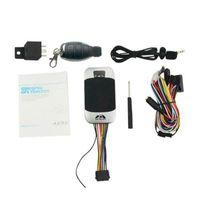 Tracker Deivce GPS 303G / 303F Araç GSM GPRS Araba Çoban Motosiklet Bulucu Aksesuarları için Hırsız Alarmı