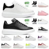 Authentische Herren Womens Casual Schuhe Leder Wildleder Flache Sohle Lace Up Espadrille Og Original Platform Designer Outdoor Sports Trainer