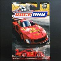 Hot Wheels Carro 1:64 Car cultura Cultura Day Collector Edição Metal Diecast Modelo Coleção Crianças Brinquedos Presente de Veículos LJ200930