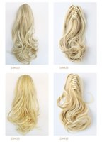 Hair Extension Wrap Around Long Silky Drawstring Ponytail Virgin Cuticle Aligned