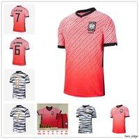 2020 South Soccer Jerseys Korea Sohn Football Hemden 20 21 Südtrikern Korea Hyung Kim Lee Kim Ho Sohn Individuelle Männer Kinder