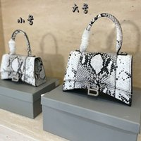 Design Luxus Handtasche Neue Sanduhr Tasche Schlange Haut Muster von Paris Frauen Geldbörse Familie 2021 [Fertig am 30. April]