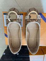 Designer clássico casual sapatos moda condução deslizante brocado engrenagem de luxo marca senhora balé sapatos