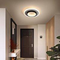 북유럽 LED 현대 천장 램프 로터스 꽃 크리스탈 라이트 샹들리에 침대 ide 알루미늄 비품 조명