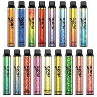 Yuoto Soczyste 3000 Puffs Vapes Papieros 8ml Strąki 1350mAh Bateria 22 Kolory Jednorazowy zestaw e-papieros