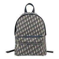 D Колкий напечатанный мужской холст-мессенджер для школьного пакета школьная сумка нейлоновое белье высокое качество большой емкости рюкзак унисекс открытый туристический металл логотип 30 * 42 * 15см