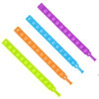 Silicone Bracelets Refillable Liquid Bracelet Jewelry Wristband Hand Sanitizer Dispenser Watchband Wearable Dispensers DWB7463