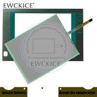 Orijinal IPC677C Yedek Parçalar 6AV7890-0HE00-1AA0 6AV7 890-0HE00-1AA0 PLC HMI Endüstriyel dokunmatik ekran ve ön etiket filmi