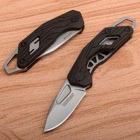 Kershaw 1605 Brawler 1990 Apertura assistita Tattica coltello pieghevole tattico G10 Maniglia per campeggio all'aperto Caccia a caccia di sopravvivenza Pocket EDC Strumenti