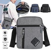 Duffel Bags Men Bag Messenger Backpack Shoulder Men's Simple Casual Waterproof Oxford Cloth Pocket Travel Business Handbag