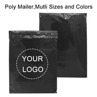 Gift Wrap Custom Printed Poly Envelopes LOGO Courier Storage Postal Bags Packaging Padded Bubble