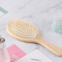 Hair Brushes Massage Lotus Combs Women Brush Anti-static Reduce Loss High Quality Durable Styling Tool Barber Accessories