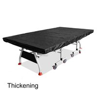 Shade Waterproof Dustproof Anti Dust Desk Protective Storage Cloth Table Tennis Cover Sports Accessories Case Outdoor Garden Folding