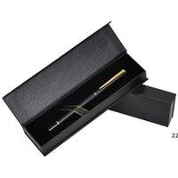 Rot Schwarz Schulbüro Liefert Schreibwaren Briefkasten Papierkiste General Kreative Geschenkbox Verpackung Karton Luxus Pen Boxen HWD8942
