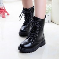 Fashion Chaussure Child Boots Girls Boys Winter Sport Shoes Kids Rain PU Leather Sneakers Baby Snow