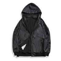 2021 TopStoney Konng Gonng Мужская пружина и летняя тонкая куртка мода бренд пальто наружная солнцезащитная ветровка солнцезащитный крем одежда водонепроницаемый