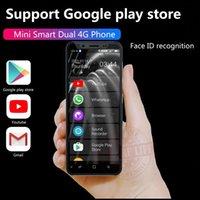 4,9-дюймовый Waterdrop Соты Телефоны FHD Экран Ktouch-I11S Мобильный телефон 4G LTE 6GB + 128GB OCTA CORE MTK6757 Android9 ID для лица GPS GLONASS 8 + 13MP Камеры Смартфон Быстрый заряд