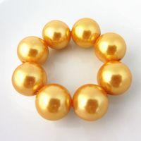 Frauen Pearl Haar Ring Blume Donuts Twist Elastische Haarbänder Maker DIY Frisur Werkzeug Perle Bud Teller Damen Haarschmuck