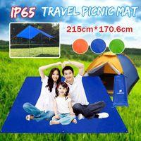 Portable Waterproof Picnic Mat Outdoor Camping Foldable Beach Mattress Large Folding Sleeping Pad Baby Blanket Pads