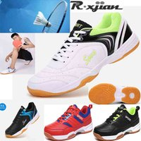 Tennis shoes R. Xjian Brand High Quality Badminton Shoes Outdoor Table tennis Training Low Cut Couple 0916