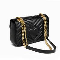 أكياس مارمونت النساء المصممين الفاخرة حقائب الكتف حقائب اليد 2021 جودة عالية المخملية جلد طبيعي سلسلة الأزياء رسالة crossbody