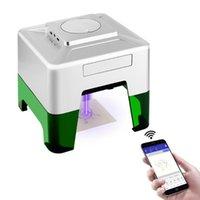 Printers Twotrees MW-3 Mini Laser Engraver Machine 2500mW 2Axis DIY Desktop Wood Router Cutter Printer + Goggles