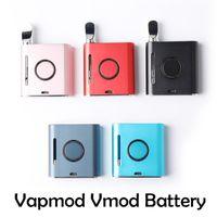 VAPMOD VMOD 2 I II аккумулятор 900 мАч предварительно нагревая VV Переменная напряжение Vape Pen Box MOD Kit для 510 толстых масляных картриджей