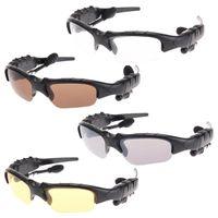 Mini Cameras 480P Sunglasses Bluetooth HeadsetS EarphoneS Hands-free Phone Call Headphones SM02