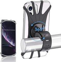 1PCS دراجة دراجة نارية حامل الهاتف انفصال 360 درجة دوران دراجات السيارات الهواتف جبل للمقبلات مخصصة لفون 12 11 برو XS ماكس وما إلى ذلك