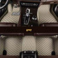 Tapis de plancher de voiture personnalisé pour Mercedes Benz Tous les modèles E C SLK GLA GL GL CLA ML GLK CLS S R A B CLK VITO VIANO G H
