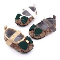 Baby Girls Princess Shoes First Walkers Kids Soft Soled CRIB Calzado Bebe Prewalkers Newborn Infant Sneakers