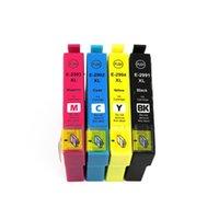 Ink Cartridges 4 Colors T2991XL T2991 Cartridge For 29 T29XL Replace With XP255 XP257 XP332 XP335 XP342