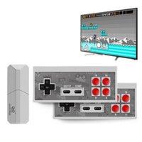 بيانات ضفدع البيانات USB الألعاب اللاسلكية المحمولة لعبة فيديو لاعب 568 AV 600 الرجعية الألعاب الكلاسيكية يده الترفيه المقود المضيف