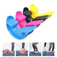 Ayak Sedye Rocker Ayak Bileği Plantar Kas Buzağı Streç Kurulu Achilles Tendinit Yoga Fitness Sporları Masaj Pedalı Dropship 521 x2