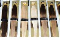 "Nano Bead Human Hair Extensions 18"" 20"" 100g pk Nano Bead Hair Extensions Indian Remy +100beads Nano Tip Hair Extensions"
