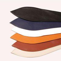 Cinturones elegantes del bow-knot cinturón de moda de la imitación temperamental de cuero ancho de cuero accesorios