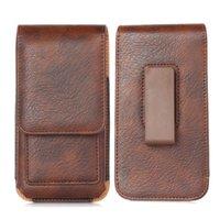 Handy Pouche Drehen Gürtel Clip Beutel für Motorola Moto G10 G20 G30 G50 G100 Rand S 5g Ledertasche Abdeckung Flip Card Slot Taille Tasche