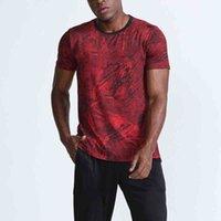 T shirt drop shipping casual moda manica corta da uomo stampa da uomo palestra personalizzata stampata online shopping