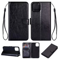 Apple phone cases leather wallet case magnetic 2 in1 detachable cover for iphone 12 pro max 11 xs xr x 7 8 plus samsung note 10 folio flip shell with tickstand credit slots