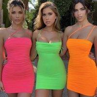 Tasarımcı Giyim 2021 Yaz kadın Moda Seksi Elbise Kalça ve Askı Parti Etek Bayan Elbiseler Için Bayan Fabrika