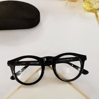 5459 New fashion Women and Men clear lens eyewear Classic Cat eye frame glasses avant-garde Wild style optical top quality come with case