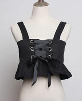 Primavera / verano 2019 Strap de la correa de hombro Cintura de mujer Amplia camisa decorativa de mujer tendencia de cinturón elástico