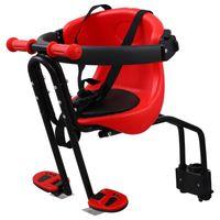 Shedles de vélo 2021 Bélier Baby Safety Siège de sécurité pour enfants Child Child Front Soft Cushion Hauteur Réglable