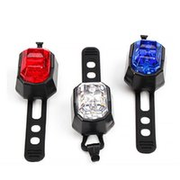 Bike Lights Led Bicycle Outdoor Riding Safety Warning Light Highlight Tail