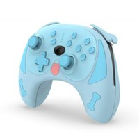 Game Controllers & Joysticks Wireless Gamepad For Switch Pro Console Bluetooth-Compatible With Wake-up Function Dropshippi