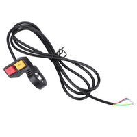 Tools Electric Bike 2 In 1 Headlight Horn Switch Turn Signal Button For Motorcycle Scooter Accessories