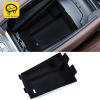 Car Organizer CarManGo For X5 2021 G05 Styling Armrest Storage Organizing Box Case Interior Accessories Stowing Tidying